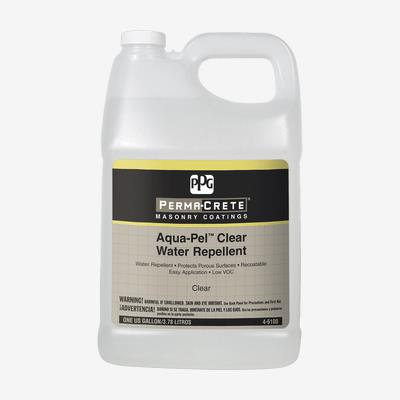PERMA-CRETE<sup>®</sup> AQUA-PEL<sup>™</sup> Interior/Exterior Clear Water Repellent