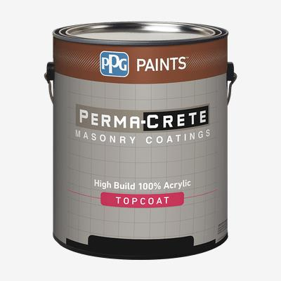 PERMA-CRETE<sup>&#174;</sup> Interior/Exterior High Build 100% Acrylic Topcoat