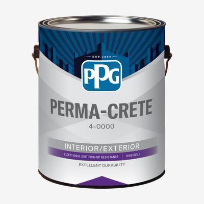 PERMA-CRETE<sup>®</sup> Interior/Exterior High Build 100% Acrylic Topcoat