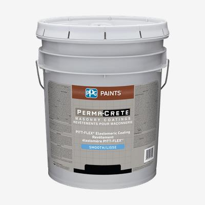 PERMA-CRETE<sup>®</sup> PITT-FLEX<sup>®</sup> Interior/Exterior Elastomeric Coating