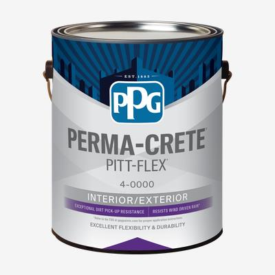 PERMA-CRETE<sup>®</sup> PITT-FLEX<sup>®</sup> Interior/Exterior Elastomeric Coating