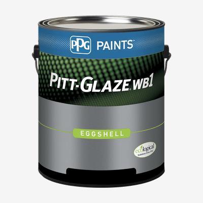 PITT-GLAZE<sup>&#174;</sup> WB1 Interior Pre-Catalyzed Water-Borne Acrylic Epoxy