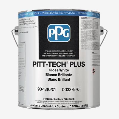 PITT-TECH<sup>&#174;</sup> Plus Interior/Exterior DTM Industrial Enamel