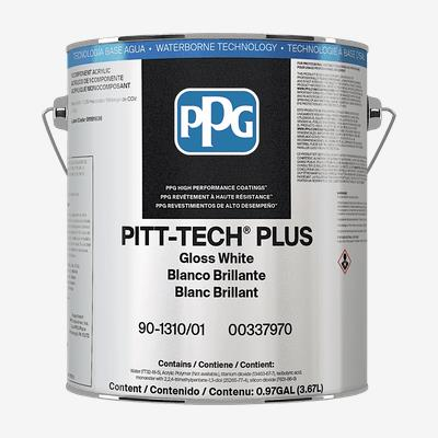 PITT-TECH<sup>®</sup> Plus Interior/Exterior DTM Industrial Enamel