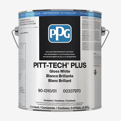 PITT-TECH<sup>®</sup> Plus Interior/Exterior DTM Industrial Enamel