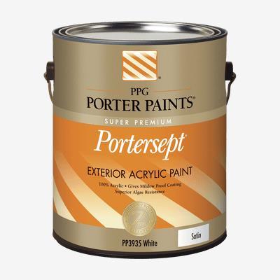 PORTERSEPT<sup>®</sup> Exterior Latex