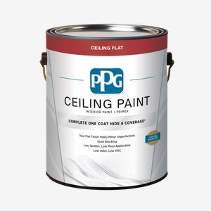 PPG Ceiling Paint Interior Paint + Primer