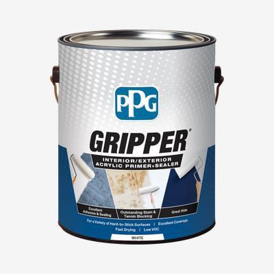 PPG GRIPPER<sup>®</sup> Interior/Exterior Primer + Sealer