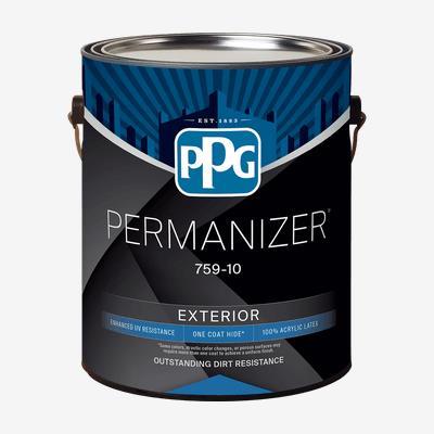 PPG PERMANIZER<sup>®</sup> Exterior Acrylic Latex