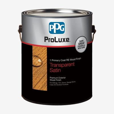 PROLUXE<sup>®</sup> 1 Primary Coat RE Wood Finish