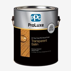 PROLUXE<sup>®</sup> 23 Top Coat RE Wood Finish
