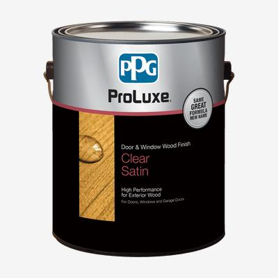 PROLUXE<sup>®</sup> Door & Window Wood Finish