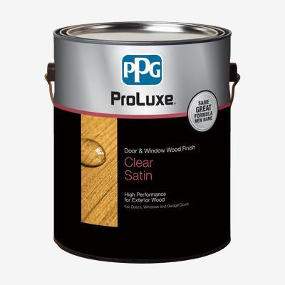 PROLUXE<sup>®</sup> Door & Window Wood Finish