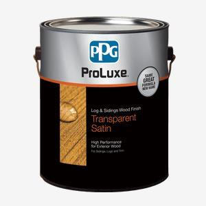 PROLUXE<sup>®</sup> Log & Siding Wood Finish
