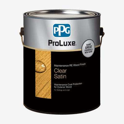 PROLUXE<sup>®</sup> Maintenance RE Wood Finish