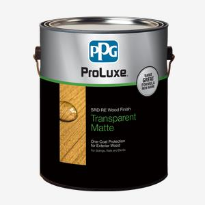 PROLUXE<sup>®</sup> SRD RE Wood Finish