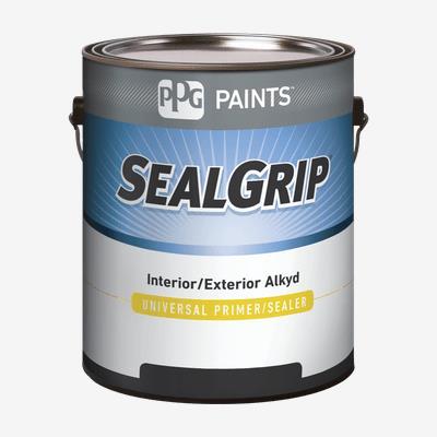 SEAL GRIP<sup>&#174;</sup> Interior/Exterior Universal Alkyd Primer/Sealer
