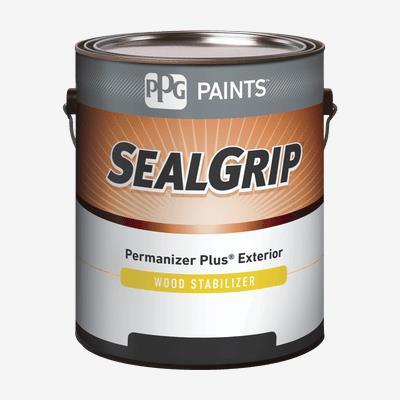 SEAL GRIP<sup>&#174;</sup> Permanizer Plus<sup>&#174;</sup> Exterior Wood Stabilizer