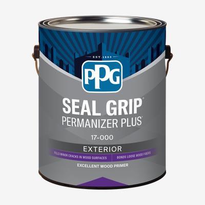 SEAL GRIP<sup>®</sup> Permanizer Plus<sup>®</sup> Exterior Wood Stabilizer