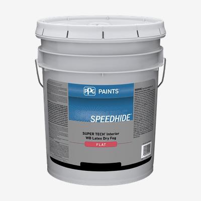 SPEEDHIDE<sup>®</sup> SUPER TECH<sup>®</sup> Interior Latex Dry-Fog
