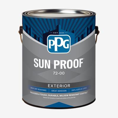 SUN PROOF<sup>®</sup> Exterior Latex