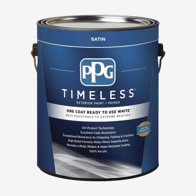 Timeless Exterior One Coat Ready To Use Professional Quality Paint Products Ppg