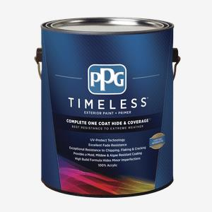 TIMELESS<sup>&#174;</sup> Exterior Paint + Primer