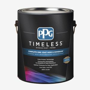 TIMELESS<sup>&#174;</sup> Interior Paint + Primer