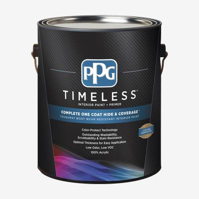 TIMELESS® Interior Paint + Primer