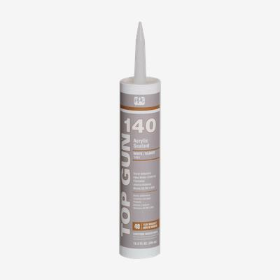 TOP GUN<sup>®</sup> 140 Acrylic Latex Sealant