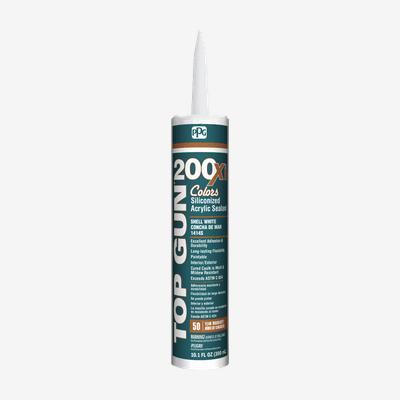 TOP GUN<sup>&#174;</sup> 200Xi Siliconized Acrylic Sealant