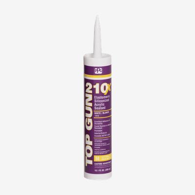 TOP GUN<sup>&#174;</sup> 210x Elastomeric Acrylic Sealant