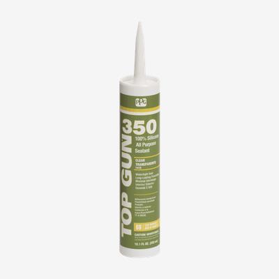 TOP GUN<sup>&#174;</sup> 350 100% Silicone Sealant