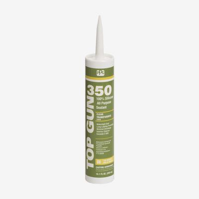 TOP GUN<sup>®</sup> 350 100% Silicone Sealant