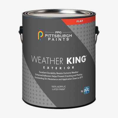 WEATHER KING<sup>®</sup> Exterior Latex