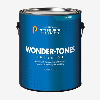 WONDER TONES<sup>?</sup> Interior Latex